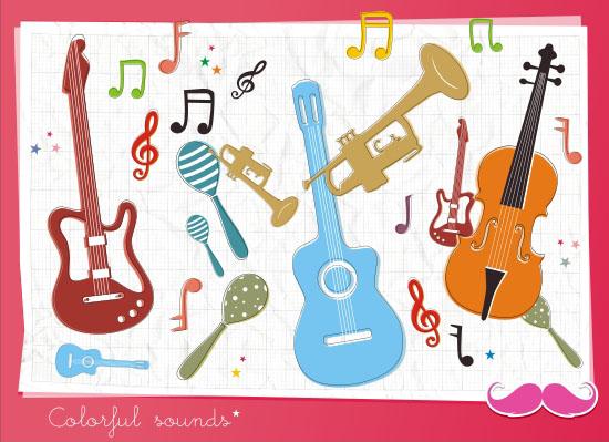 Instrumente muzicale care stimuleaza inteligenta copiilor