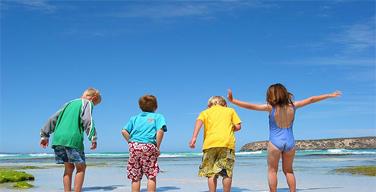Cele mai frecvente accidente estivale la copii
