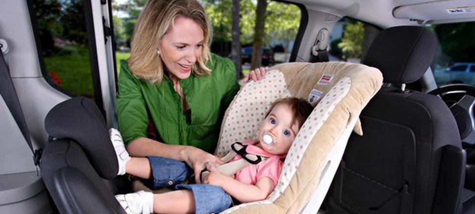 Siguranta copilului – scaun auto pentru copii