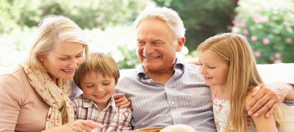Parinti – copii – bunici Un triunghi cu mai multe capete