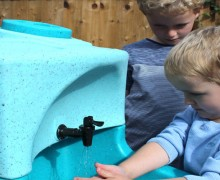 Copiii si microbii
