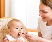 Copiii si alimentatia solida