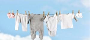 spalare haine bebelus